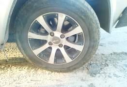 Комплект резины р13 на автомобиль ВАЗ - Фото #1