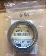 MR571816 кольцо уплотнительное задней части глушит - Фото #3