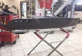 Диффузор заднего бампера Mercedes GLE Coupe - Фото #3