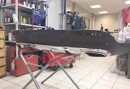 Диффузор заднего бампера Mercedes GLE Coupe - Фото #4