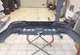 Диффузор заднего бампера Mercedes GLE Coupe - Фото #5