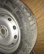Зимняя резина на штампованных дисках - Фото #2