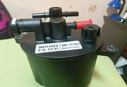 Фильтр топливный mann WK12001 - Фото #2