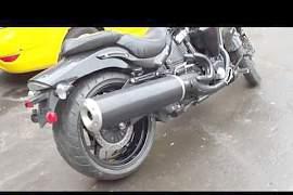 Колесо 260 Ямаха Варриор (Yamaha Warrior XV 1700 - Фото #1