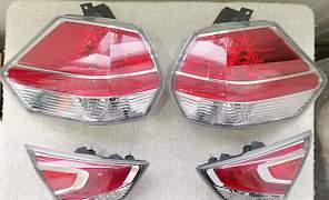Задние фонари на Nissan X-trail T32 - Фото #1