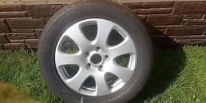колесо от Ауди Q7 - Фото #1