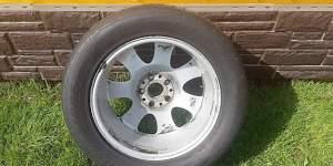 колесо от Ауди Q7 - Фото #3