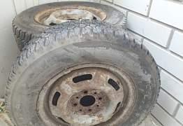 Колеса зимние на Жигули (Снежный барс) - Фото #1