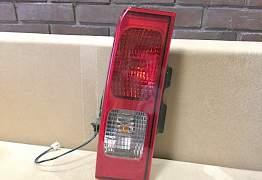 Фара (фонарь) задняя Hummer H3 - Фото #1