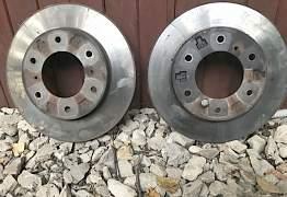 Диски тормозные передние от Митсубиси Паджеро 4 - Фото #1