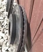 Диски тормозные передние от Митсубиси Паджеро 4 - Фото #3