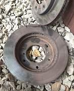 Диски тормозные передние от Митсубиси Паджеро 4 - Фото #5
