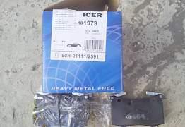 Тормозные колодки и рулевая тяга mini - Фото #2