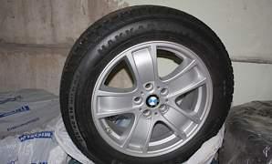 Зимние колеса на BMW X5 - Фото #1
