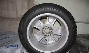 Зимние колеса на BMW X5 - Фото #2