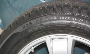 Зимние колеса на BMW X5 - Фото #3