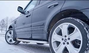 Диски R20 на Range Rover Sport - Фото #1