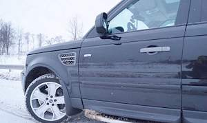Диски R20 на Range Rover Sport - Фото #3