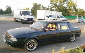 Москвич Князь Владимир 2.0мт, 2000, седан - Фото #2