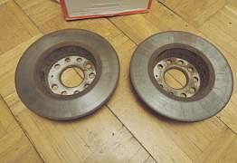 Тормозной диск задний skoda octavia - Фото #1