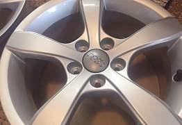 Литые диски R15 Audi A1 - Фото #1