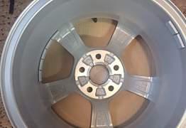 Литые диски R15 Audi A1 - Фото #3