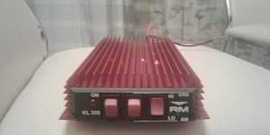 Усилитель RM KL-300 для рации - Фото #1