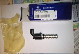 IX35 Oil flow control valve-exh/датчик давления ма - Фото #2