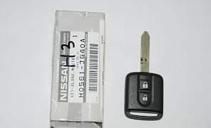 Ключ зажигания на nissan H0561JG40A - Фото #1