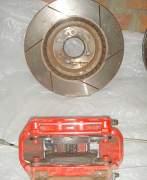 Комплект передних тормозов brembo на mini cooper - Фото #2