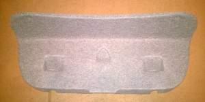 Обшивка крышки багажника bmw 3 e90 бмв 3 е90 - Фото #1