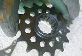Передняя звезда Kawasaki 6 - Фото #1