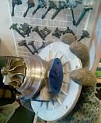 Картридж турбины J25S RHF4V - Фото #5