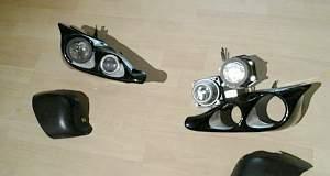 Линзованные фары Hella для Yamaha Raptor 700 - Фото #1