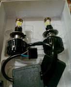Светодиодные лампы в фары - Фото #1