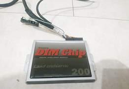 Чип Тюнинг DIM Chip land cruiser 200 - Фото #1