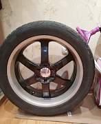 R22 Диски boss motorsports оригинальные с шинами - Фото #1
