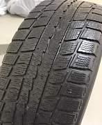 Диски Mercedes, шины Dunlop Winter R16 - Фото #3