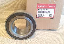 Подшипник ступицы передней Honda CR-V 2013, Acura - Фото #2