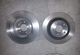 Диски тормозные задние новые для Ford - Фото #1