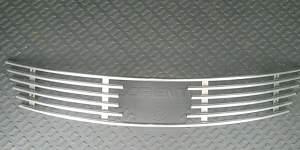 Накладка решетки радиатора Киа Соренто Kia Sorento - Фото #1