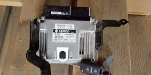 Блок управления двигателем Киа Пиканто 2 - Фото #1