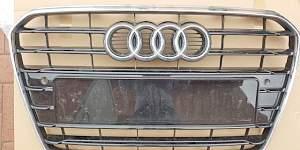 Решётка радиатора Audi A5 fl после 2012 рестайлинг - Фото #1