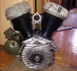 Wla-42 мотор+ коробка - Фото #1
