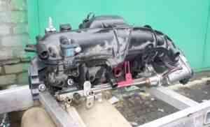 Коллектор впускной Опель Астра J 1.4 турбо 2012г - Фото #1