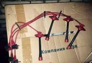 Высоковольтные провода TRD 3S-FE - Фото #1